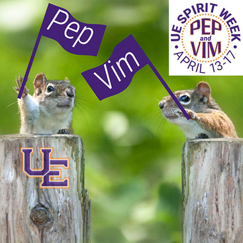 pep and vim mice.
