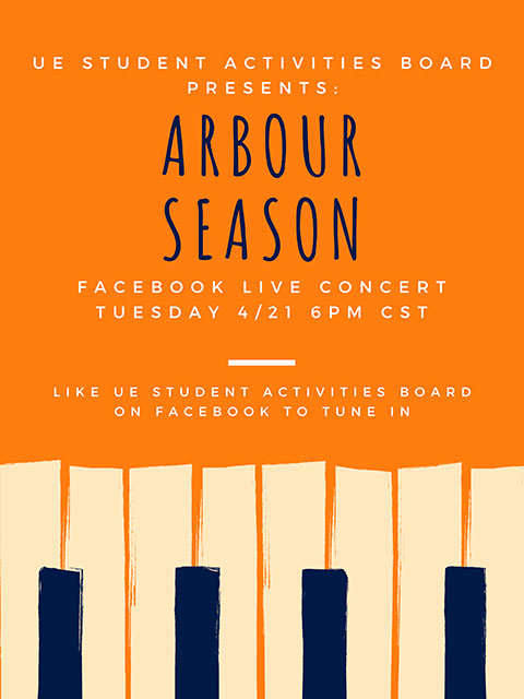arbour season flyer.