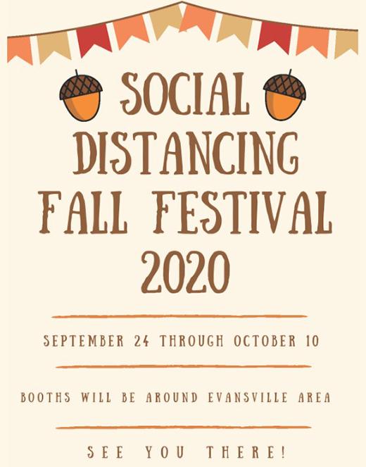 Fall festival flyer.