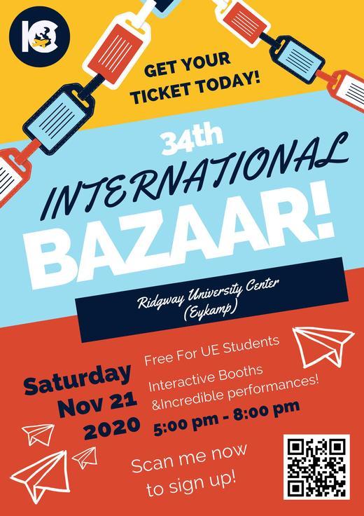 bazaar poster.
