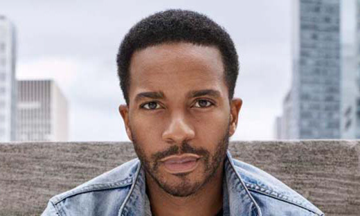 André Holland.