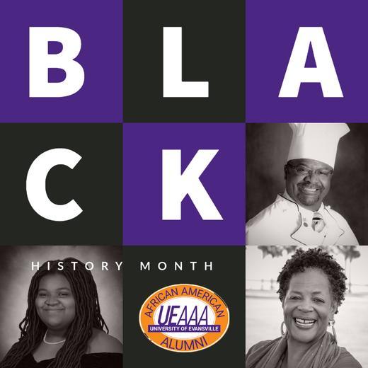 black history month logo.