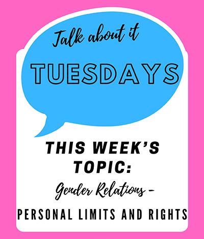 Talk abou it Tuesday flyer
