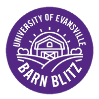 Barn Blitz Badge