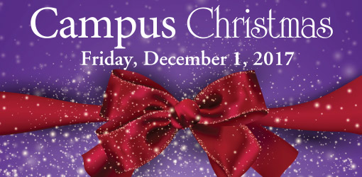 Campus Christmas Bow