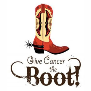 Give Cancer the Boot
