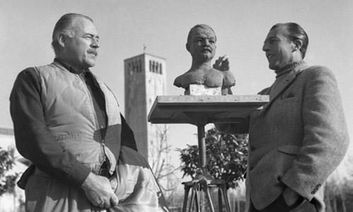 Hemingway And Italy