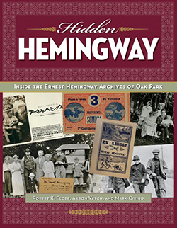 Hidden Hemingway Book Cover