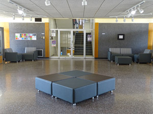 Krannert Hall Lounge