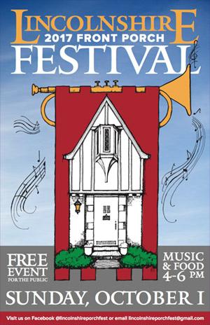 Lincolnshire Festival Poster
