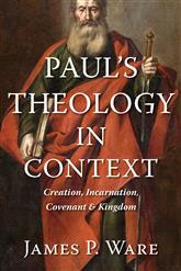 Paul's Theology in Context Book Cover