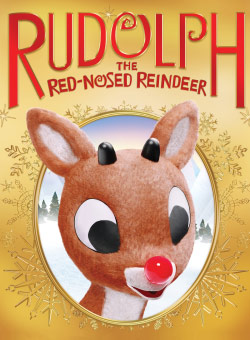 Poster for Rudolph the Red Nosed Reindeer movie