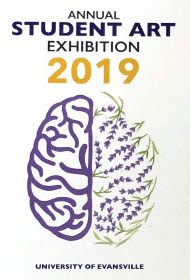 Student Art Expo 2019 Poster