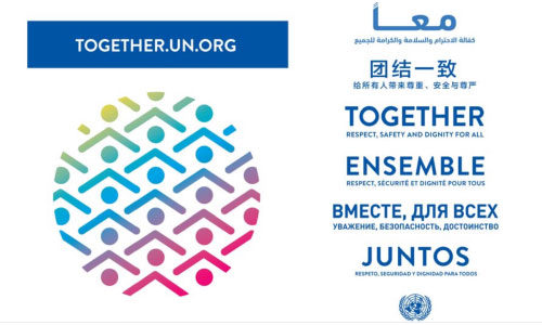 Together.un.org Logo
