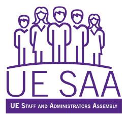 UE SAA Logo