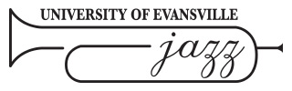 University of Evansville Jazz Logo