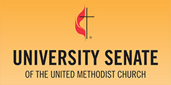University Senate of the United Methodist Church Logo