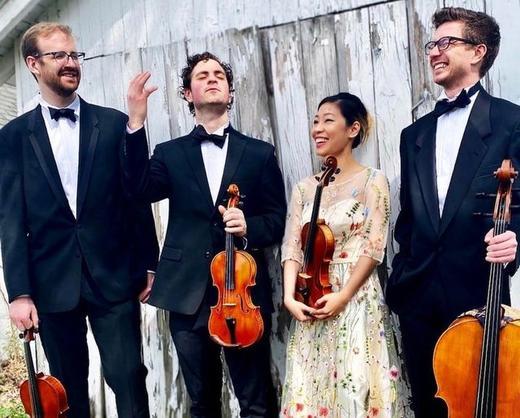 Eykamp String Quartet.