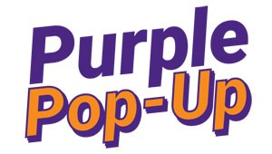 purple pop-up