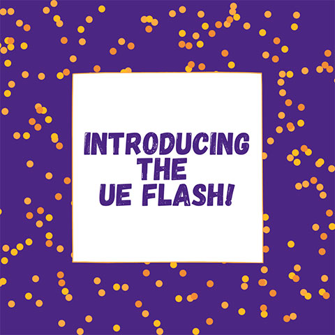 ue flash logo.